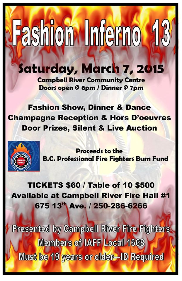 Campbell River Fashion Inferno