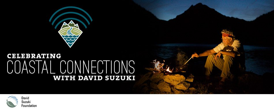 David Suzuki in Campbell River - My Campbell River Now