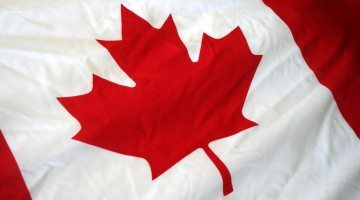Flag from Canada