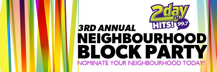 2day FM 3rd annual block party
