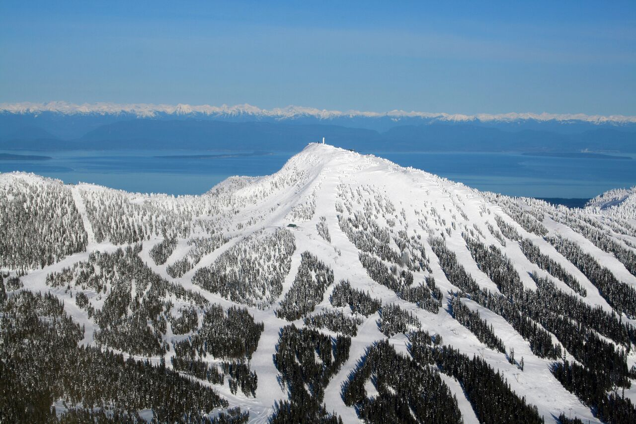 Image result for mount washington first snow