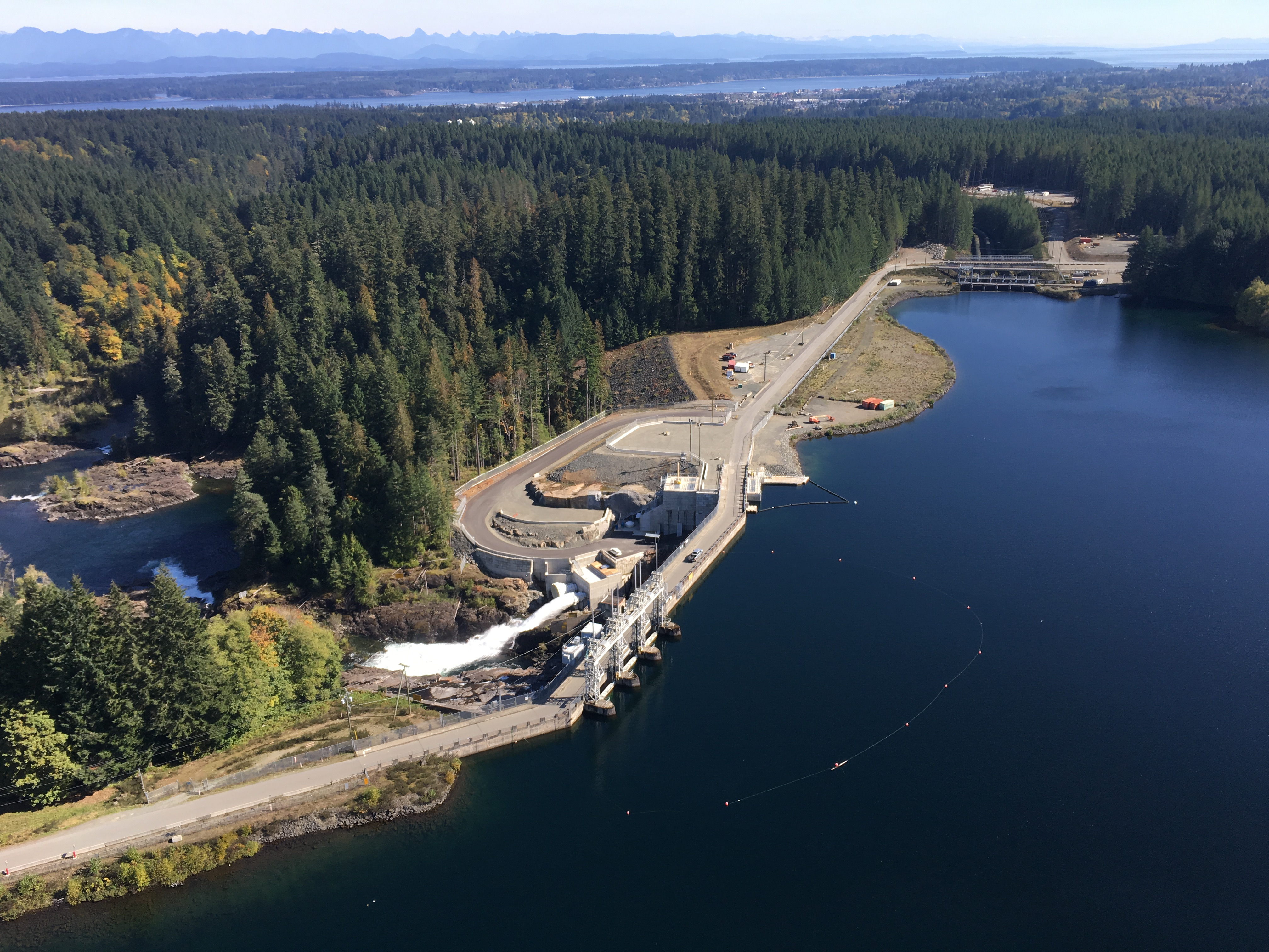 Dry weather behind coming low dam levels