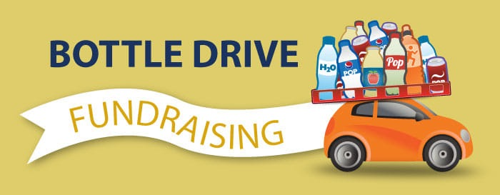 Image result for can and bottle drive