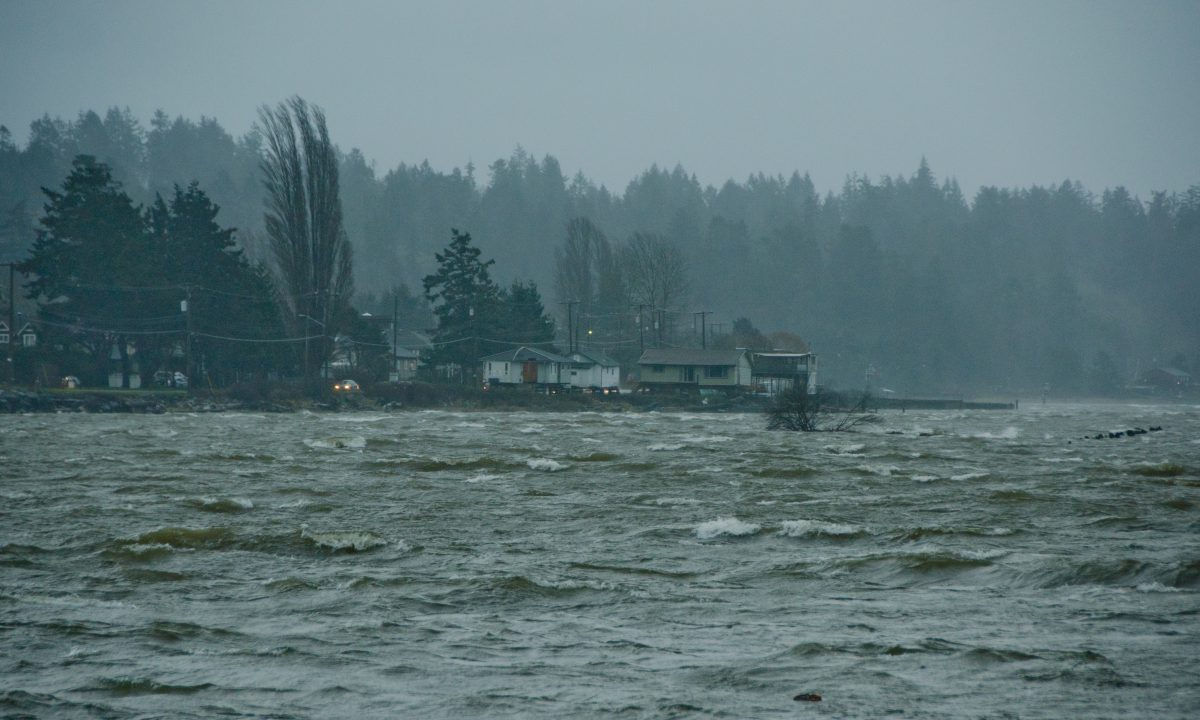 Wind Warning in effect for Courtenay and Campbell River - My Campbell River Now